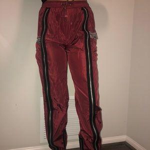 Windbreaker pants !